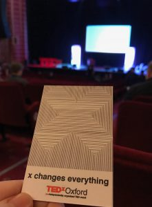 TEDx Oxford Subject
