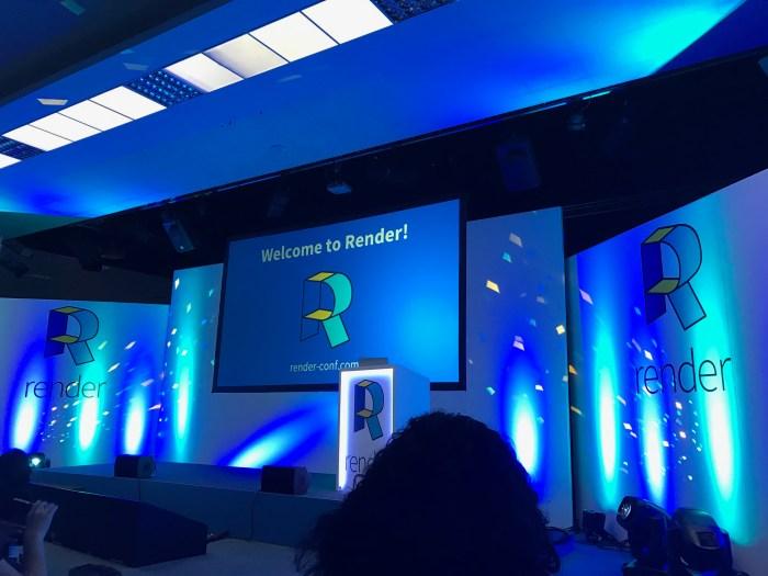 Render Conference 2017