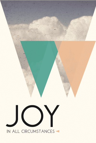 Joy in All Circumstances Devotional