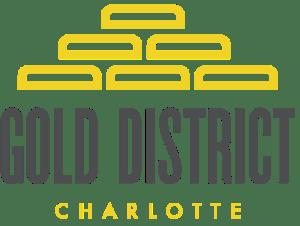 Gold district Charlotte Logo