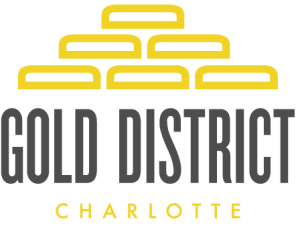 Gold district Charlotte Logo