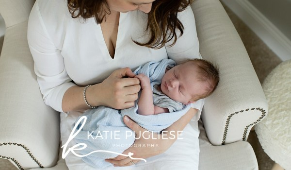 In Home Newborn Session: CT Lifestyle Photographer