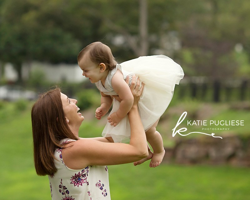 First Birthday Photo Session: Southington CT Baby Photographer