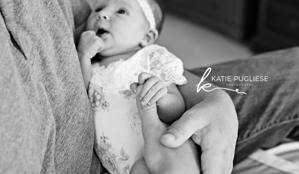Welcoming Baby Sister: Naugatuck CT In Home Newborn Photographer