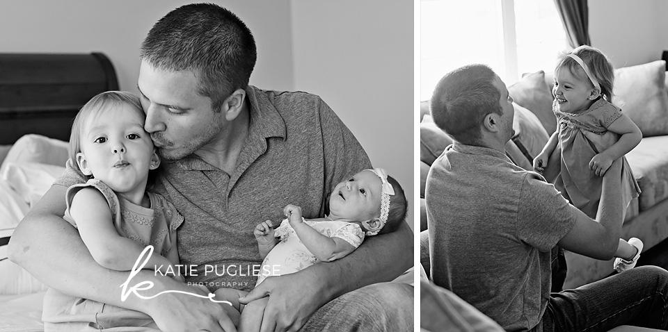 Naugatuck CT In Home Newborn Photographer
