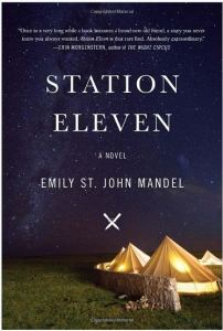 Picture of book Station Eleven, A Novel
