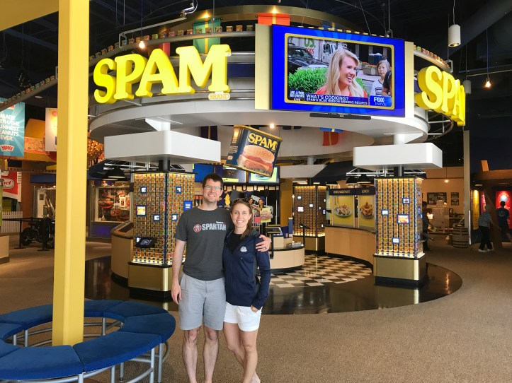 SPAM museum in Austin, MN