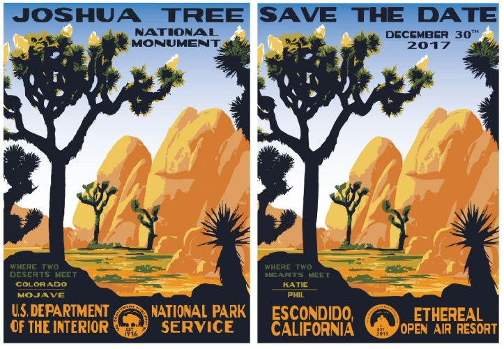 why I love joshua tree national park: Save the date