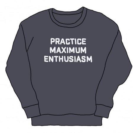 2019 Resolutions: Practice Maximum Enthusiasm