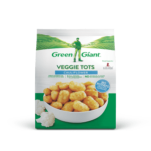 Five Faves 4-12-19 - Green Giant Cauliflower Tots