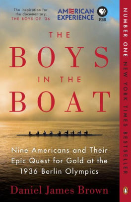 Favorite Books of 2019 - Boys in the Boat