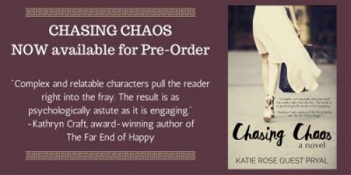 Chasing Chaos Pre-Order Announce