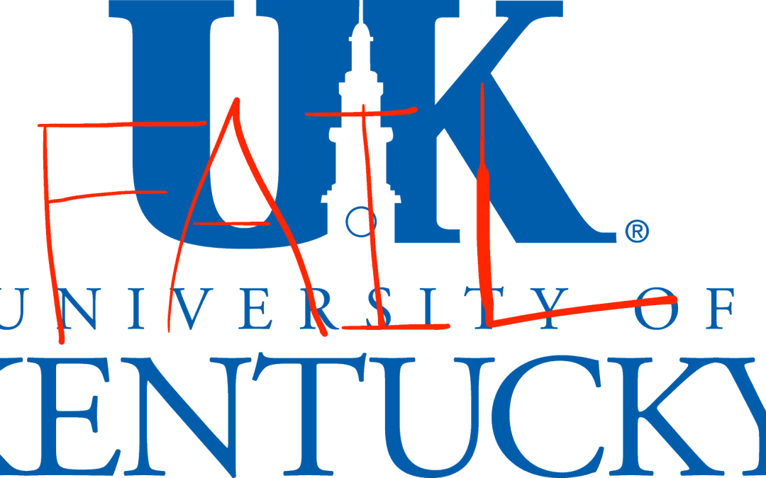 The Invisible Adjunct Hero at Kentucky