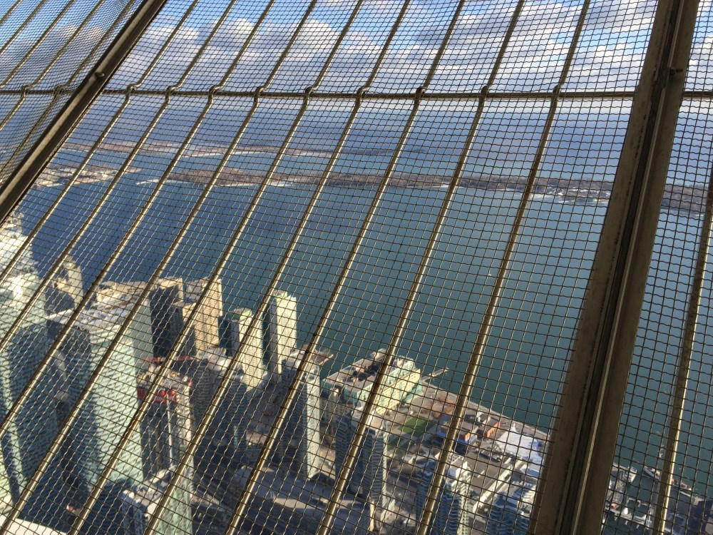 Observatory Deck, CN Tower