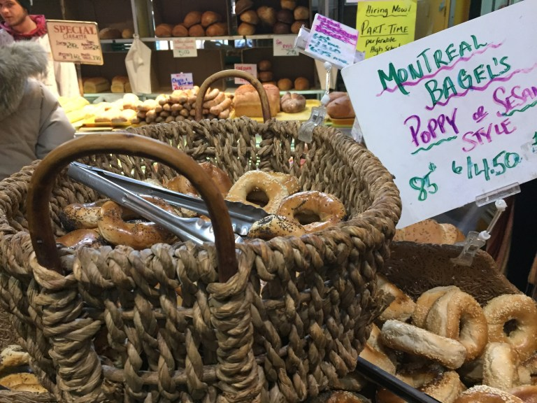St. Urbain's Montreal style bagels