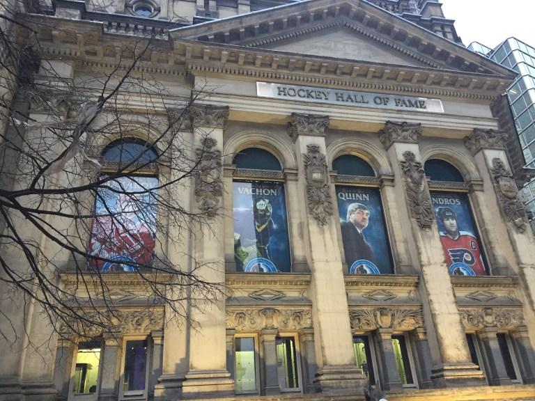 Hockey Hall of Fame, Toronto