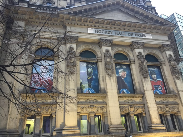 Hockey Hall of Fame, Toronto