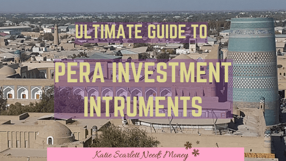 Guide to PERA instruments