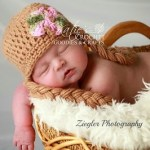 Rapunzel Hat now available in Sizes Newborn – Small Adult!