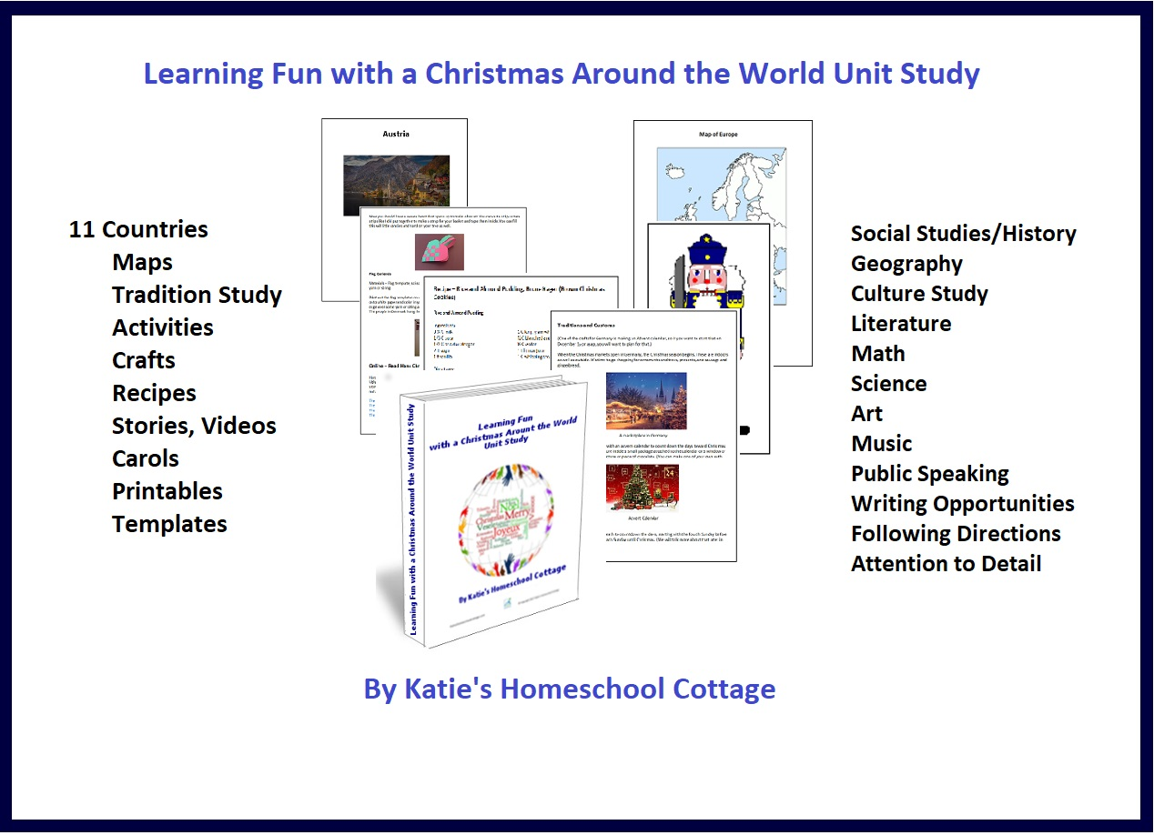 Study Family Christmas Traditions from Around the World