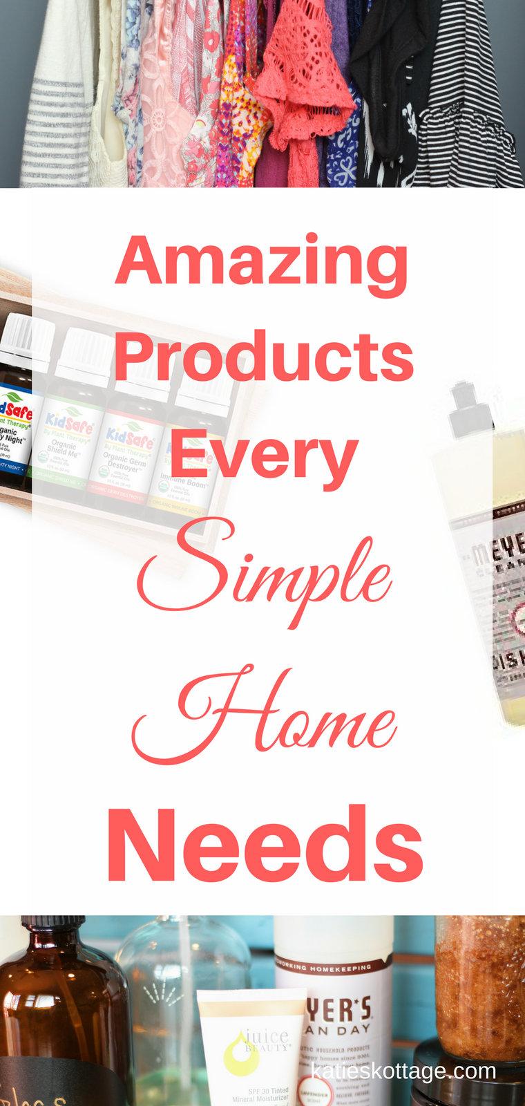 Amazing Products Every Simple Home Needs - KatiesKottage