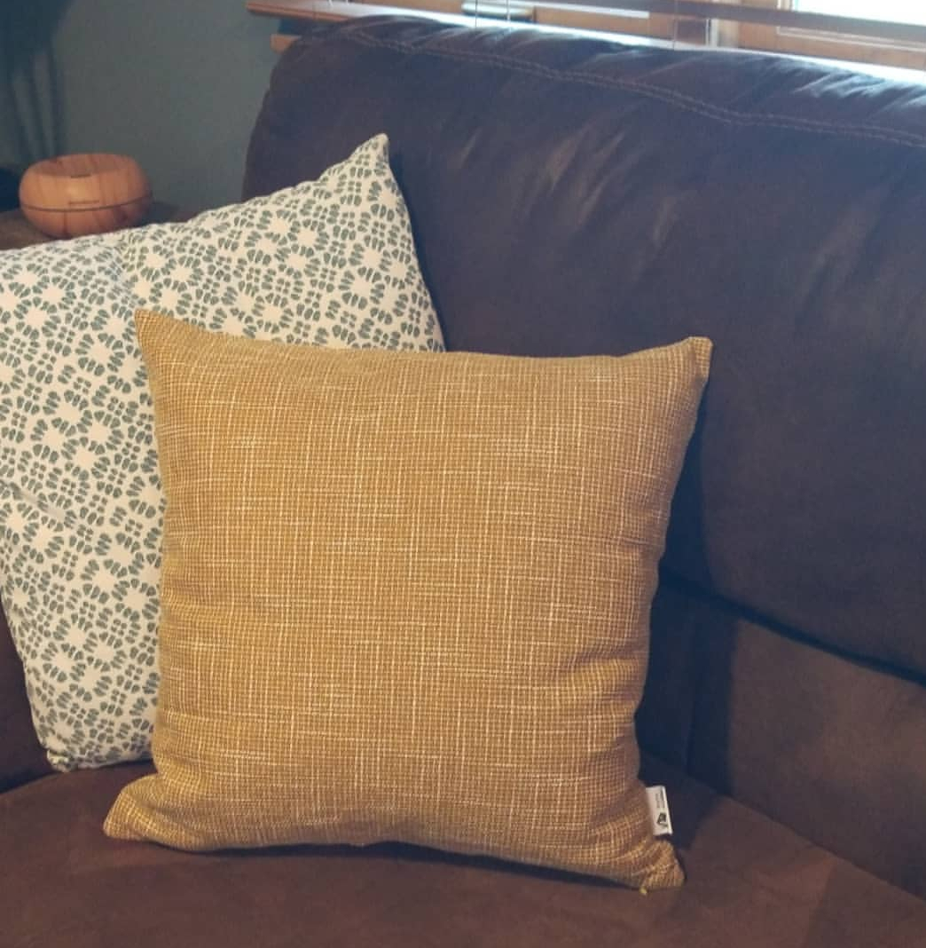 Throw Pillow Removable Covers