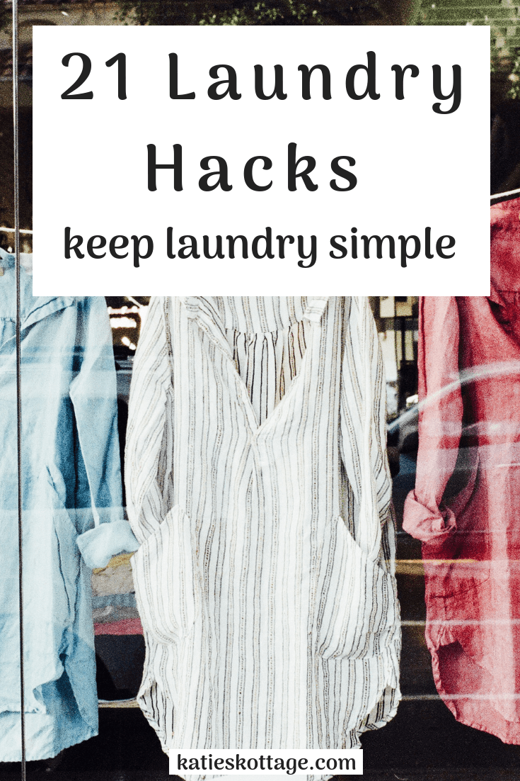 21 laundry hacks for busy moms. Use this hacks for all types of clothes. Remove stains, ironing tips, and other awesome laundry cleaning tips. #laundryhacks #laundry #cleaning #cleaningtips #cleaninghacks #cleaninghacksandtips #laundryroom