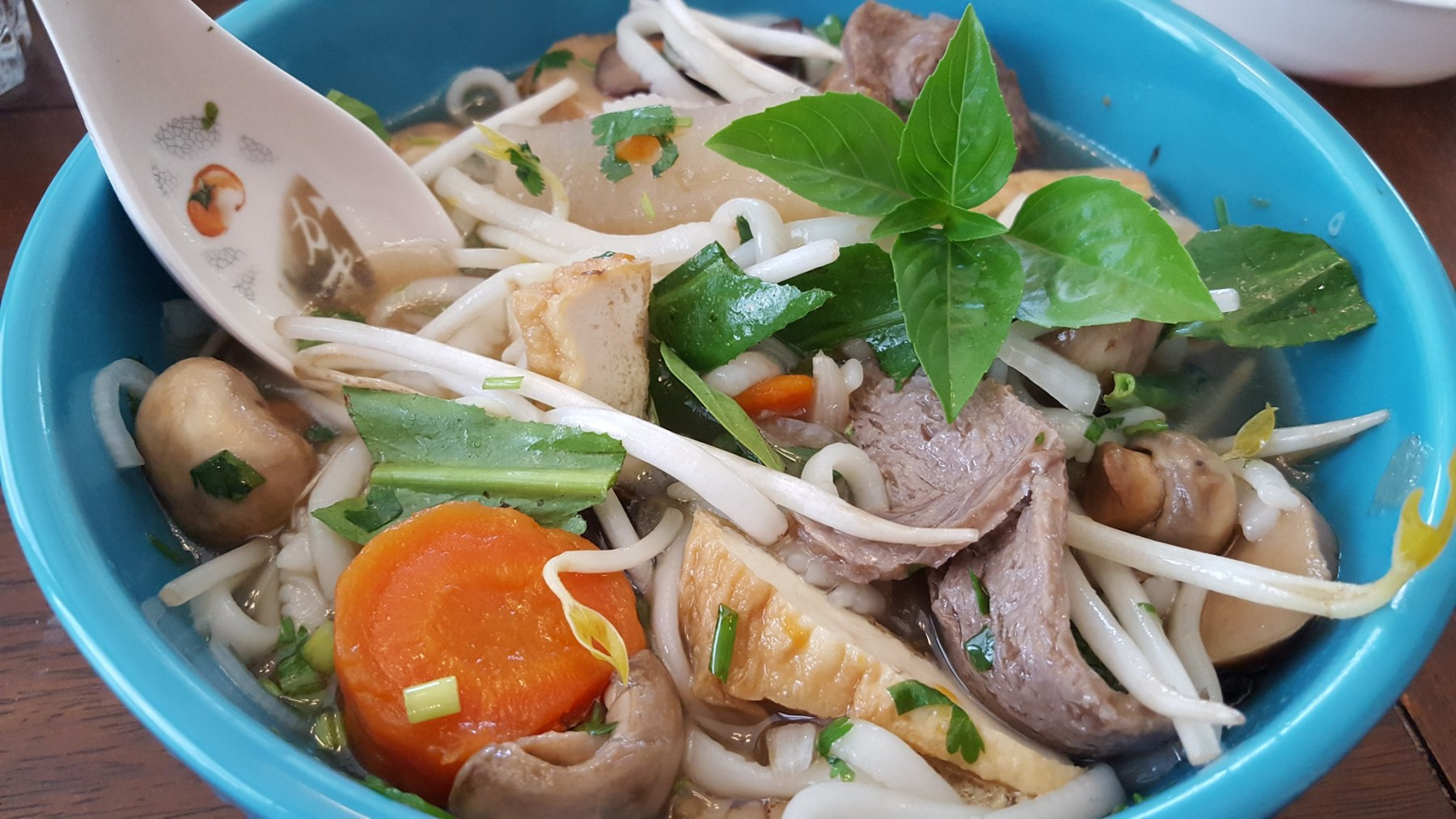 Phở Chay Instant Pot (Vegetarian Pho)
