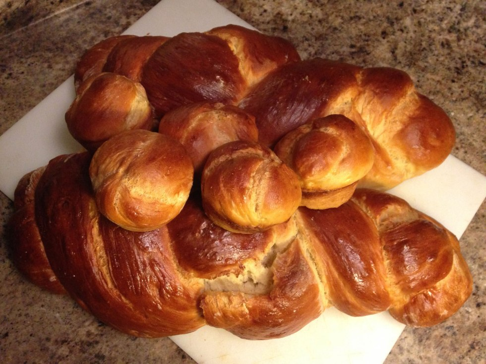my challah bread