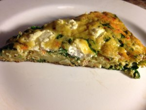 herbed vegetable frittata recipe