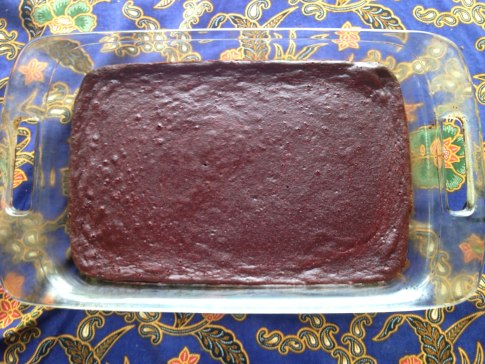 chocolate beet brownies recipe