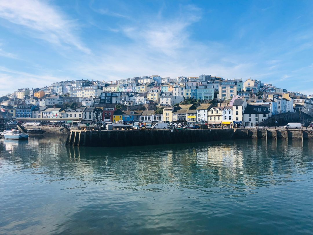 Brixham Harbour Photo