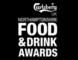 northamptonshire food and drink awards logo.
