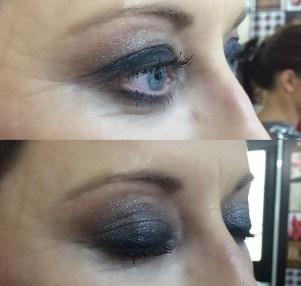 Sparkle Smokey Eye
