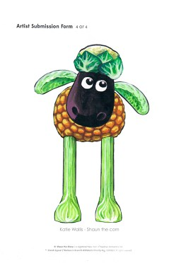 shaun the corn 2