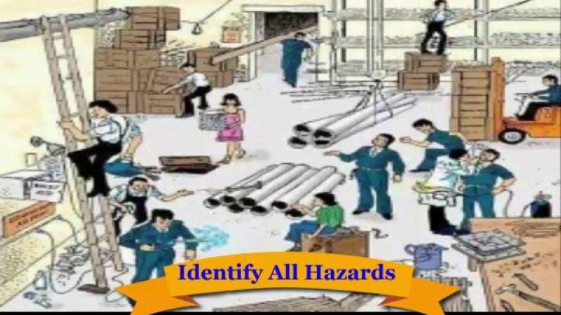 latihan identifikasi bahaya