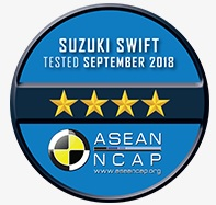 ASEAN NCAP Suzuki Swift