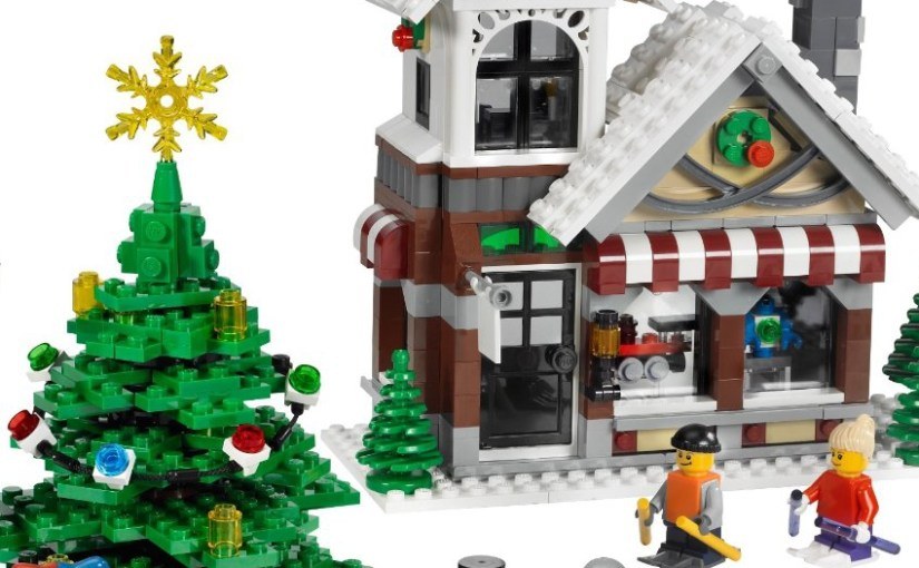 Christmas Lego Set 2017