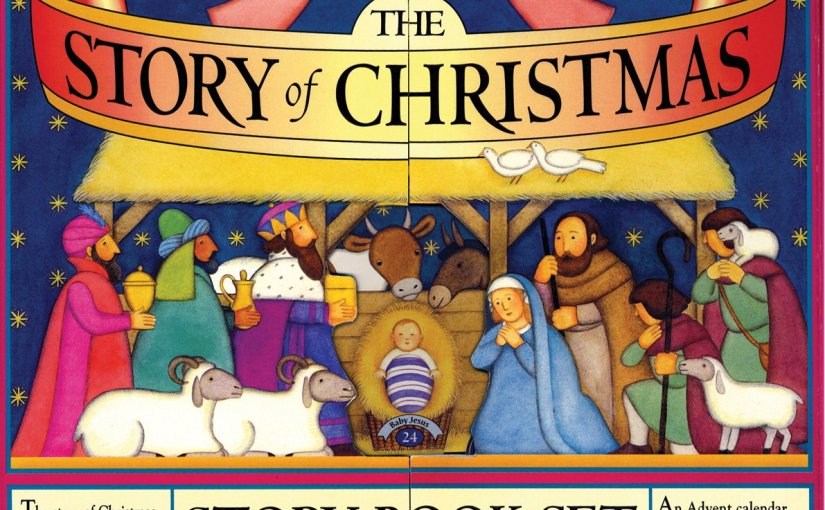 Advent Storybooks For Kids 2017