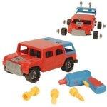 battat take apart car