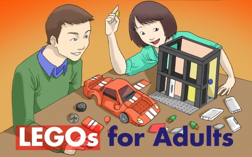Lego sets for adults