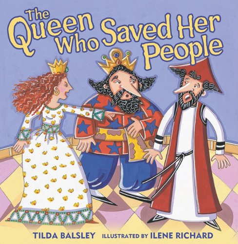 Best Fun Purim Books for Kids