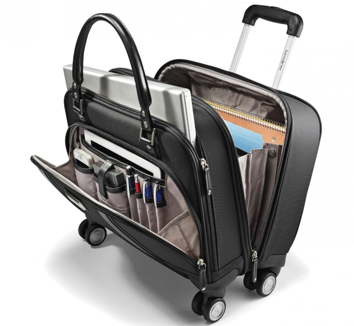 Best Briefcase on Wheels for Women