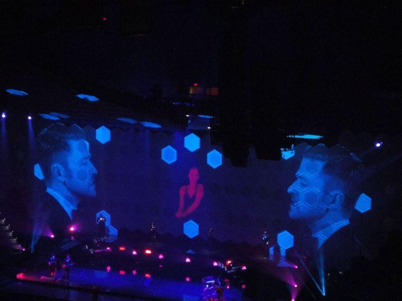 Justin Timberlake 20/20 Experience Concert