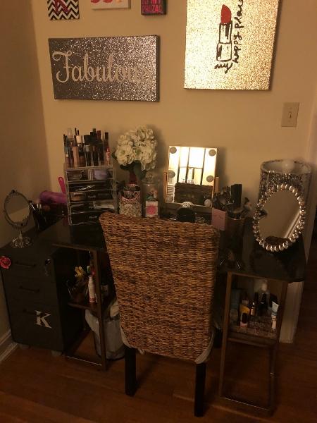 My Vanity Area