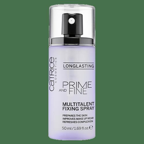 Catrice Cosmetics Prime and Fine Multitalent Fixing Spray