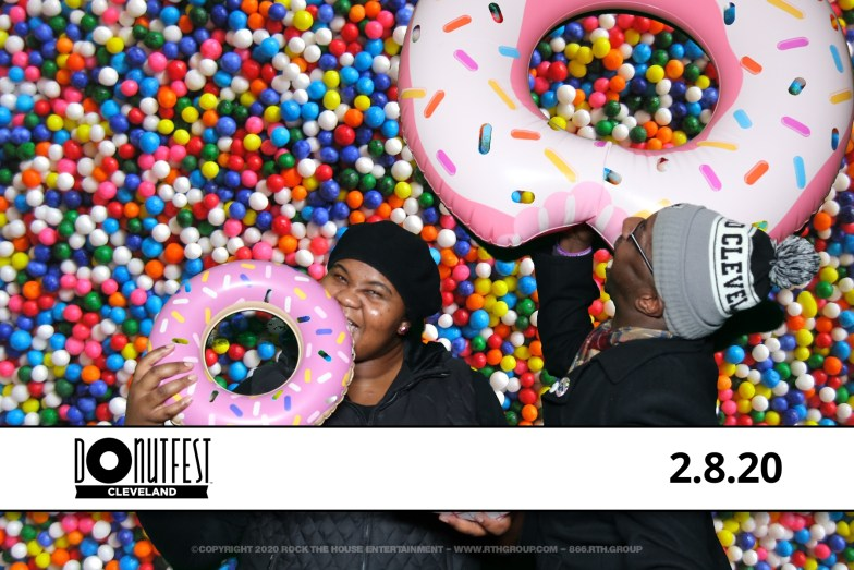 Donut Fest Commemorative Photo