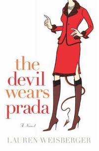The Devil Wears Prada by Lauren Weisberger Book Cover