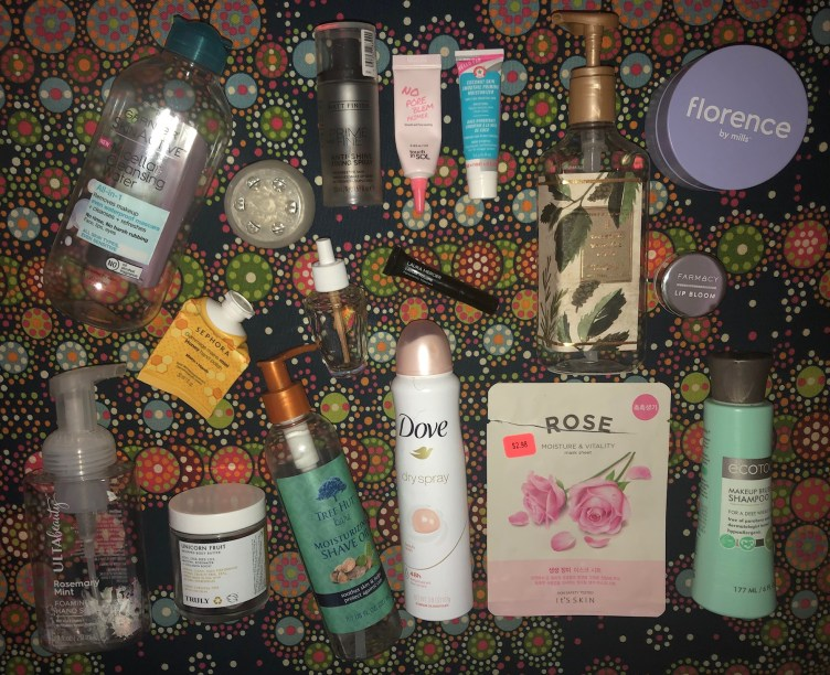 March 2020 Empties - Likes