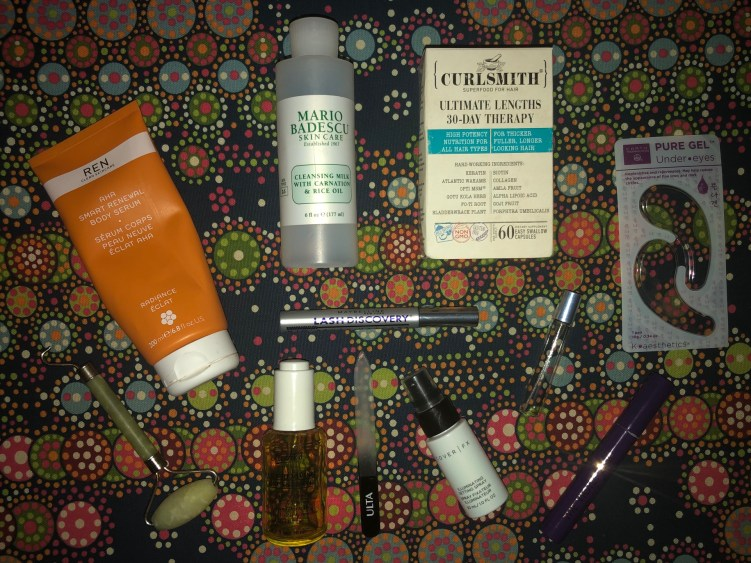 March 2020 Empties - Nopes